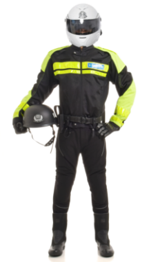 特警春秋季骑行套装|交警消防装备-西安优盾警用装备有限公司