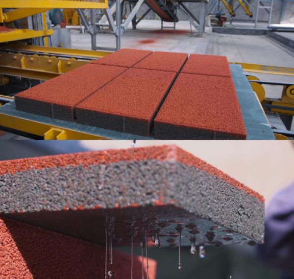 海绵城市透水砖|海绵城市透水砖-广西世业昊建材有限公司