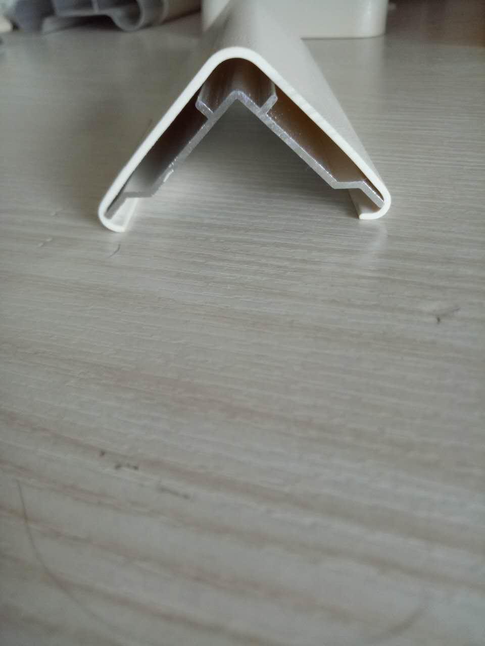 一代防撞护角-医院用防撞护角 塑料外壳铝合金内衬|防撞护角-济南福之音新型材料有限公司
