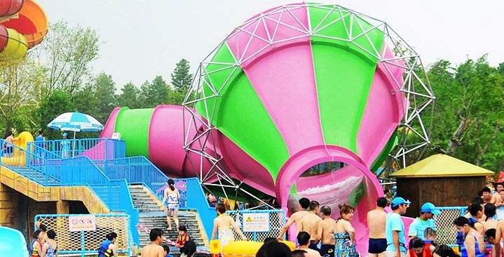 Kids Tornado slide|Tornado Slide-广州星江源游乐设备有限公司