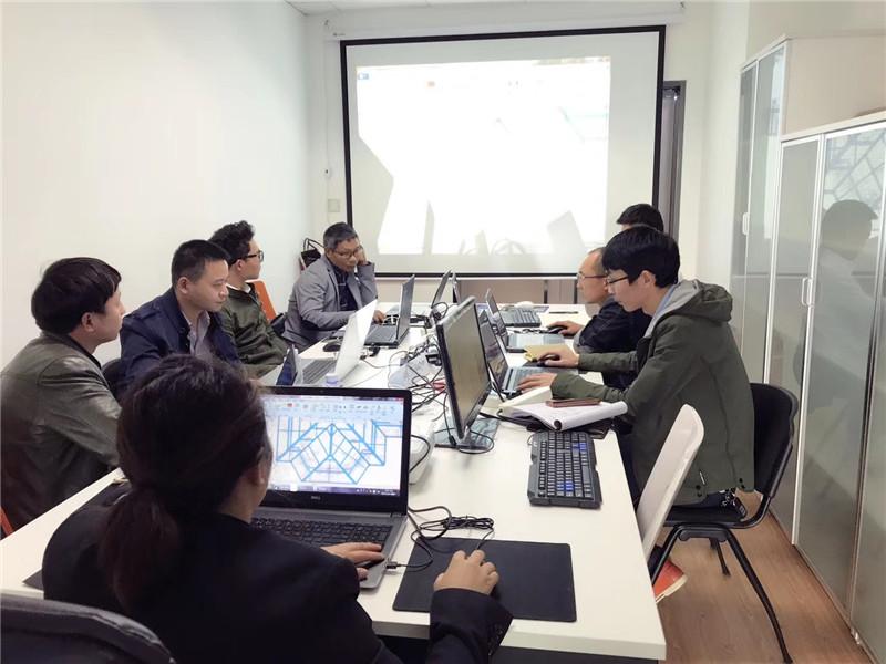 鑫宏华Vertex-BD软件集训|企业新闻-厦门市鑫宏华机械有限公司.