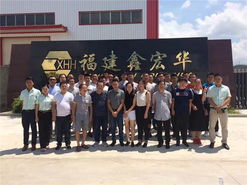 鑫宏华Vertex-BD软件培训 企业新闻-厦门市鑫宏华机械有限公司.