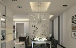 重庆餐厅改造装修效果图_壹加壹旧房改造