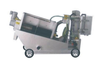 移動式污水污泥處理車