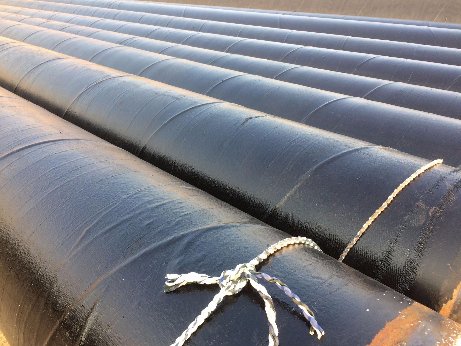 無縫鋼管環氧煤瀝青五油三布|環氧煤瀝青防腐-滄州市鑫宜達鋼管集團股份有限公司.