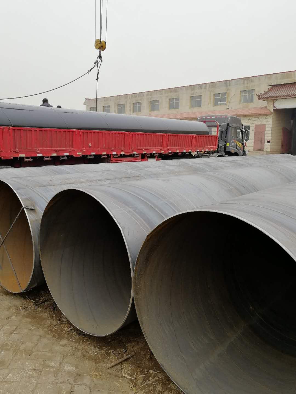 環氧煤瀝青防腐鋼管 環氧煤瀝青防腐-滄州市鑫宜達鋼管集團股份有限公司.