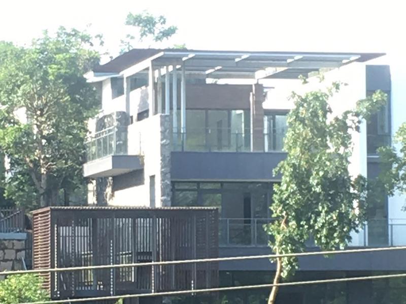 钢结构别墅图