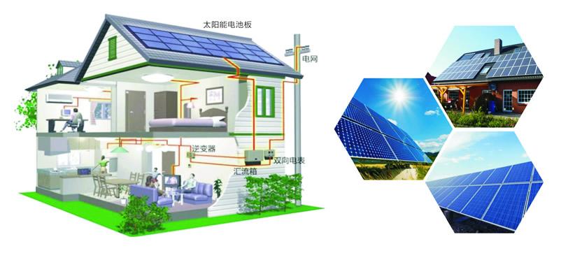 家用太陽能光伏發電