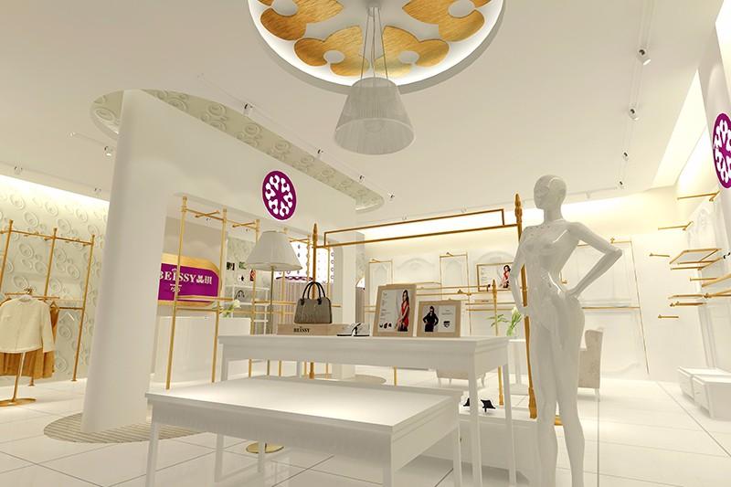 貝琪|商業空間-廈門市嘉維世紀會展服務有限公司
