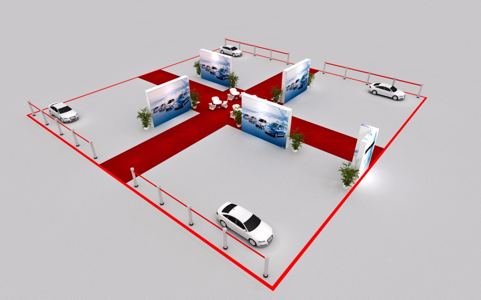 国贸新能源|展览特装-厦门市嘉维世纪会展服务有限公司