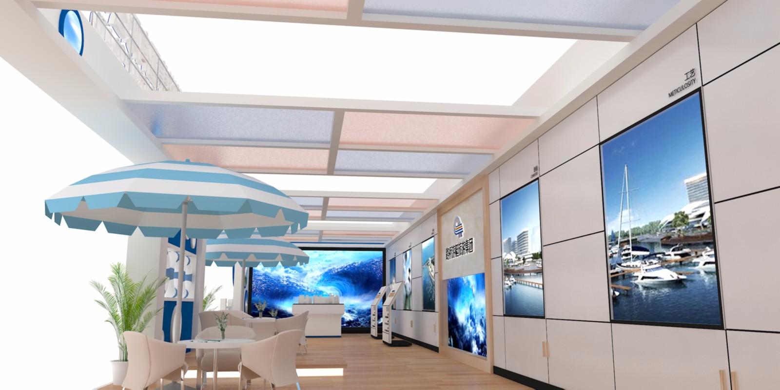 2017路桥游艇展|展览特装-厦门市嘉维世纪会展服务有限公司