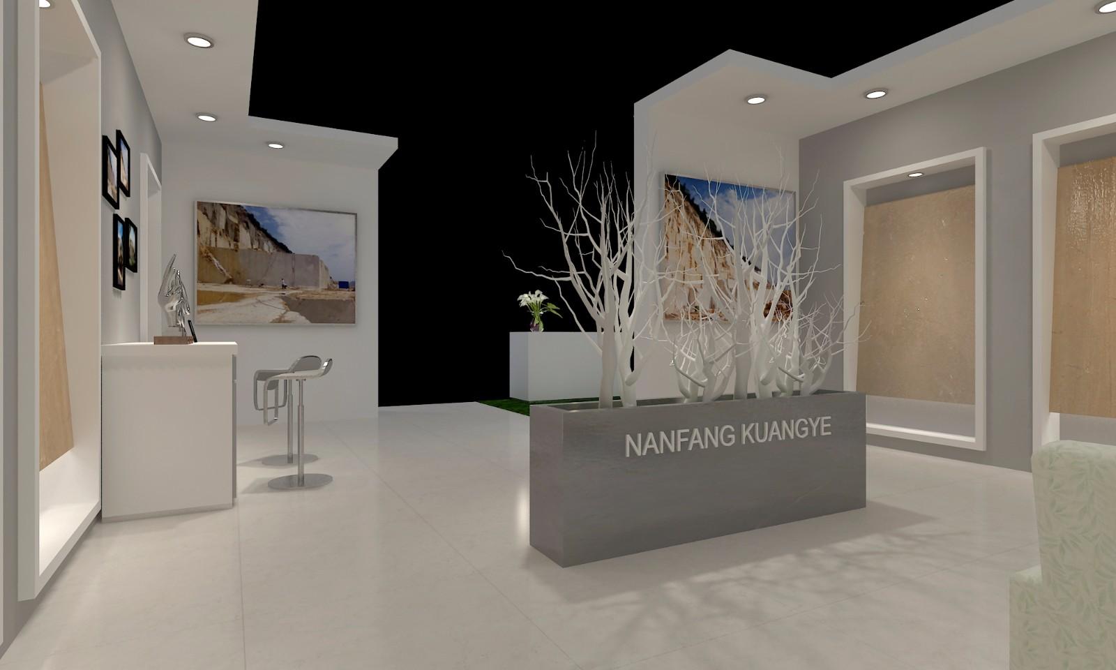 石材展-南方矿业|展览特装-厦门市嘉维世纪会展服务有限公司