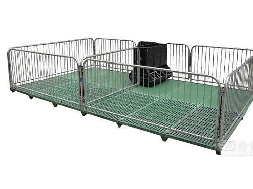 BMC复合材料仔猪保育栏