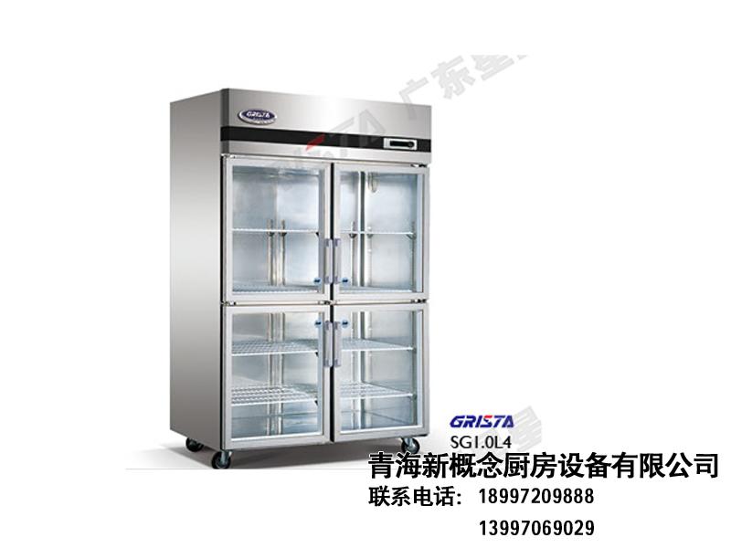 B系展示柜|风冷冷柜-青海新概念厨房设备有限公司