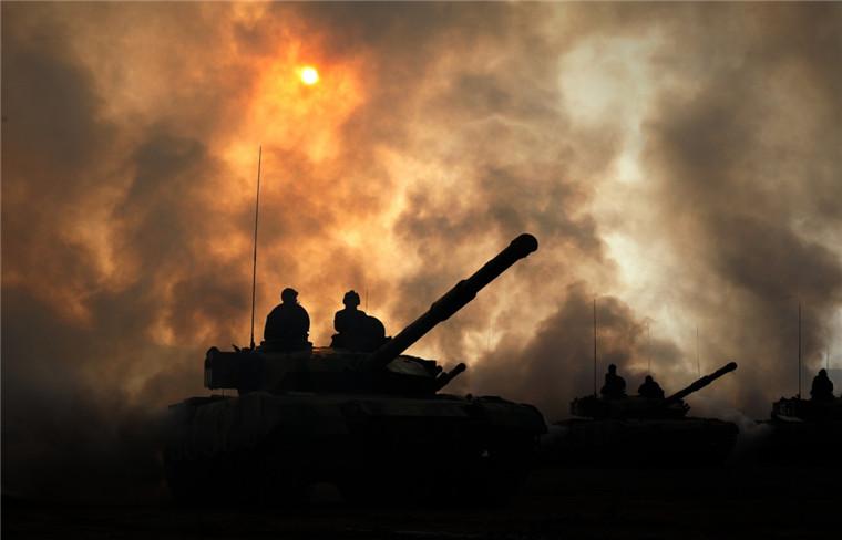 2018中国军队新年开训全景大扫描|新闻资讯-山东鼎航模型有限公司