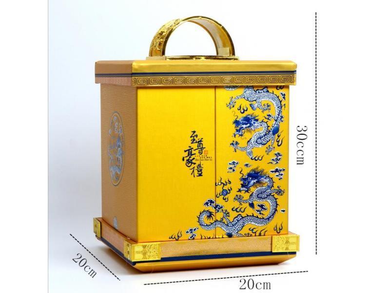 茶叶木盒包装