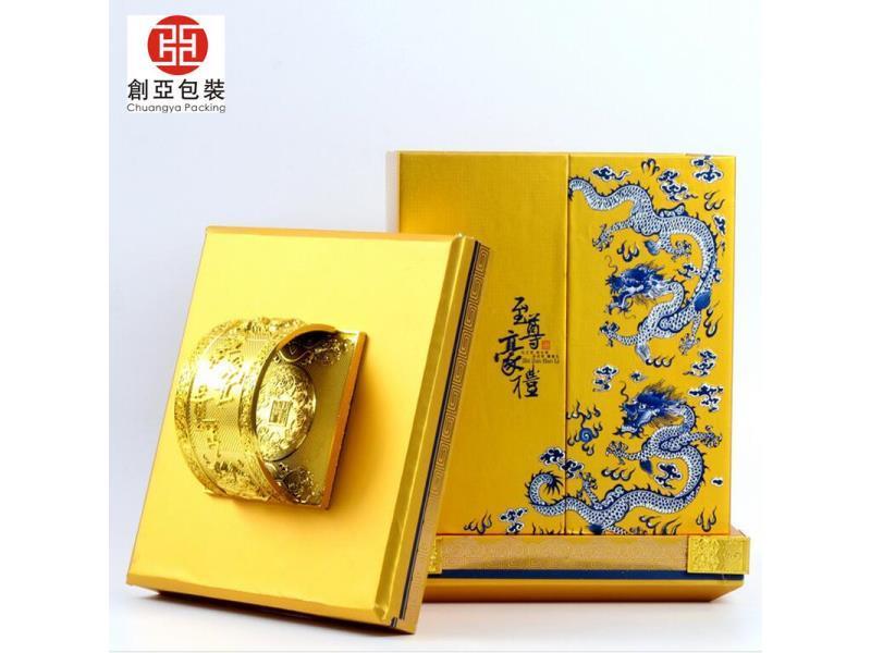 茶叶木盒装