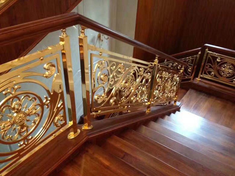 鋁藝樓梯護欄