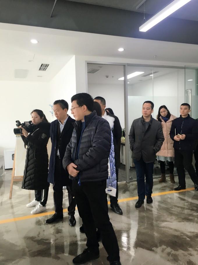 内江市市政府副市长蒋市长一行莅临检查指导工作|行业资讯-内江博达科技有限公司