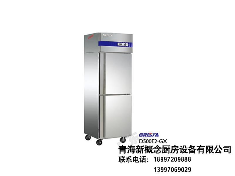 E系厨房冷柜(高身柜)|风冷冷柜-青海新概念厨房设备有限公司