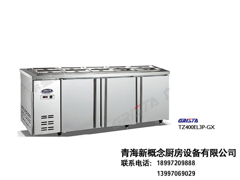 韩式三文治柜|直冷冷柜-青海新概念厨房设备有限公司