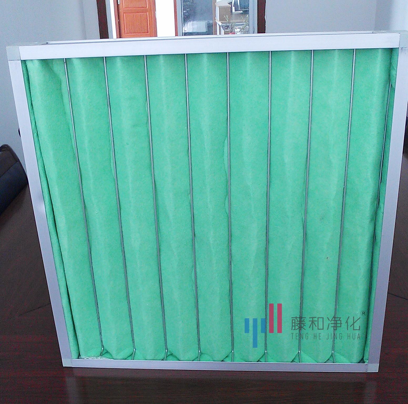 中效板式过滤器|净化设备-青岛藤和空调净化设备工程有限公司