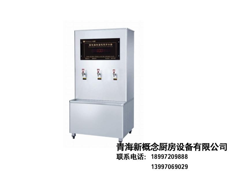 微电脑快速电热开水器系列(驻立式)|食品机械-青海新概念厨房设备有限公司