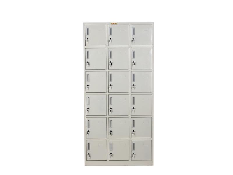 多门柜—十八门|文件柜-广西花城办公家具有限公司