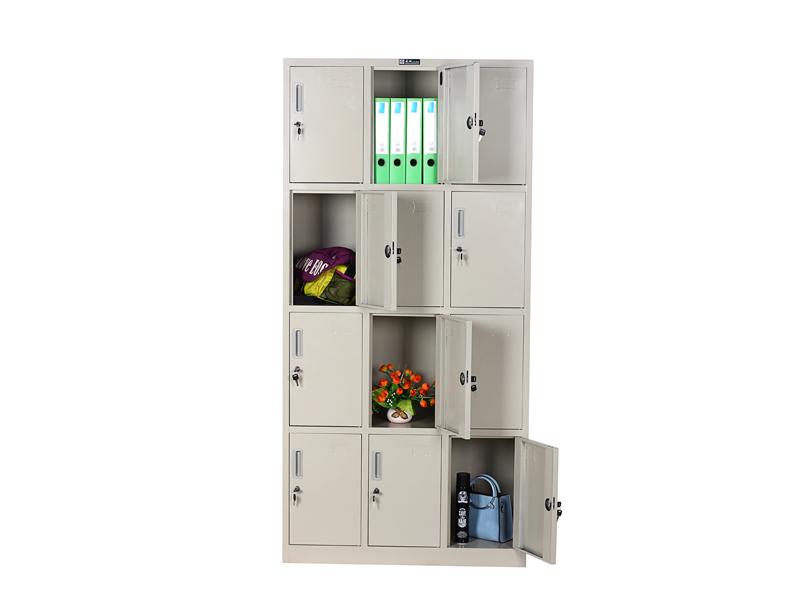 多门柜—12门柜|文件柜-广西花城办公家具有限公司