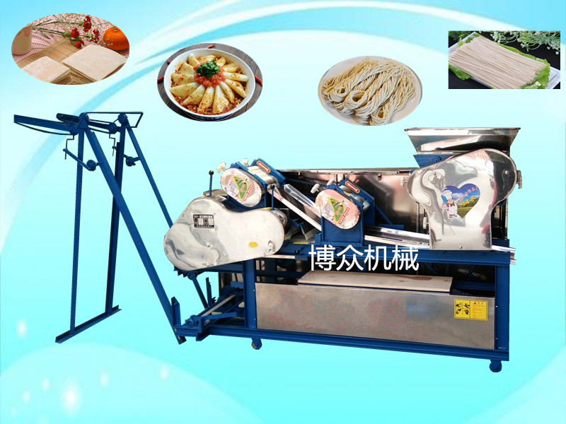 博众馄饨皮机 饺子皮机 面条机多用一体机 给新老客户提前拜年啦|产品动态-邢台博众机械厂