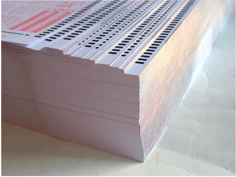 孝感市答题卡报价 答题卡信息卡制作 学生通用|行业资讯-河北省南昊高新技术开发有限公司