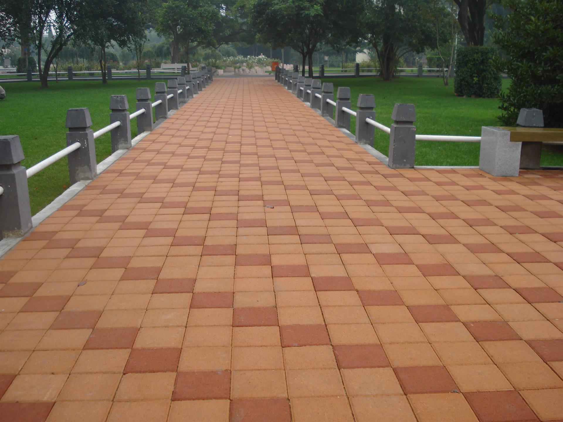 广西透水砖厂家,彩色透水砖批发|海绵城市透水砖-广西世业昊建材有限公司