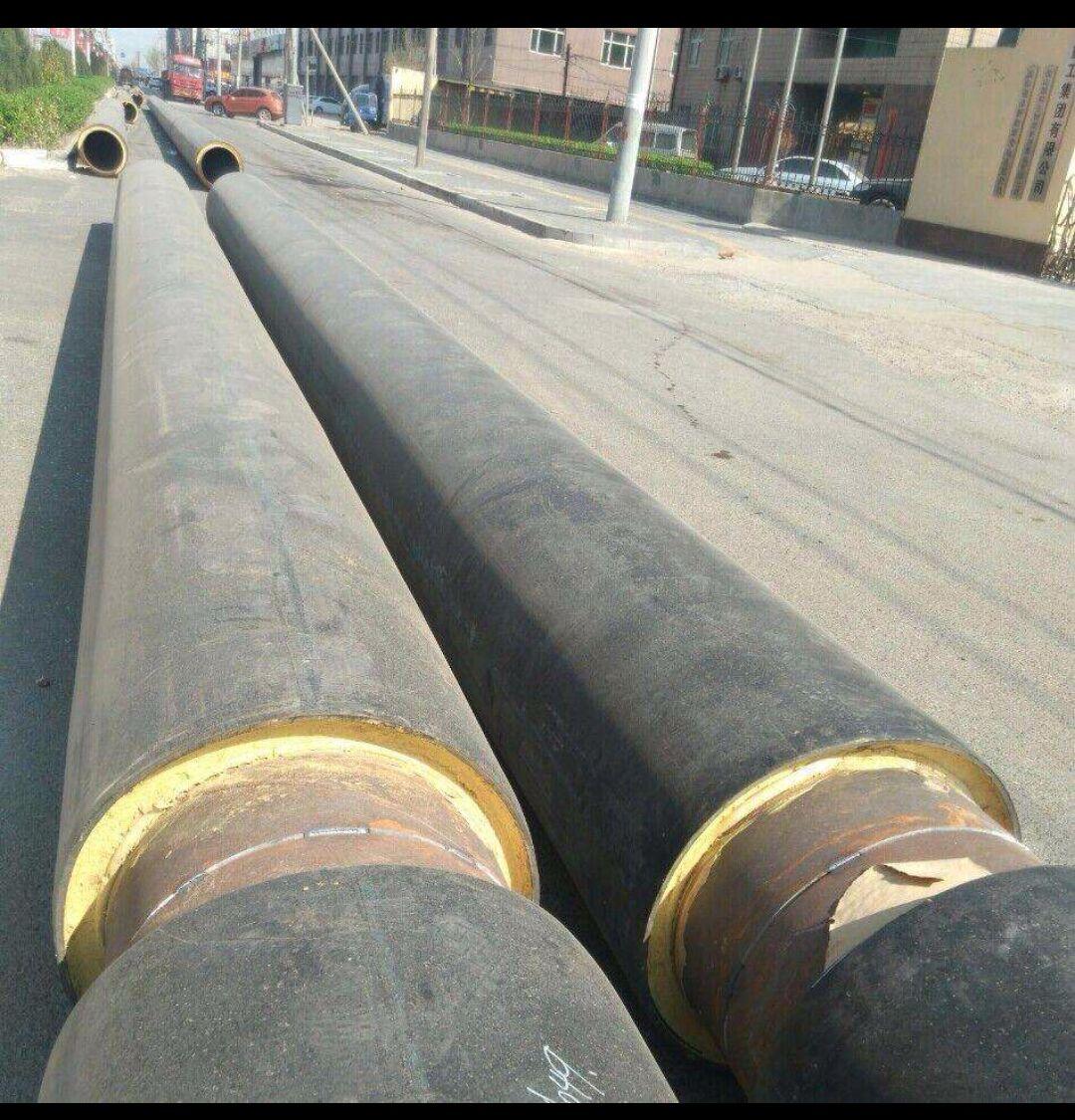 城市集中供熱管道 保溫鋼管系列-滄州市鑫宜達鋼管集團股份有限公司.