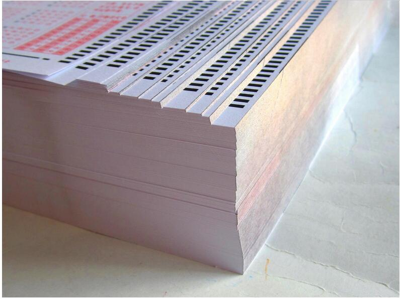 湖北答题卡 考试涂机读答题卡厂家提供|新闻动态-河北文柏云考科技发展有限公司