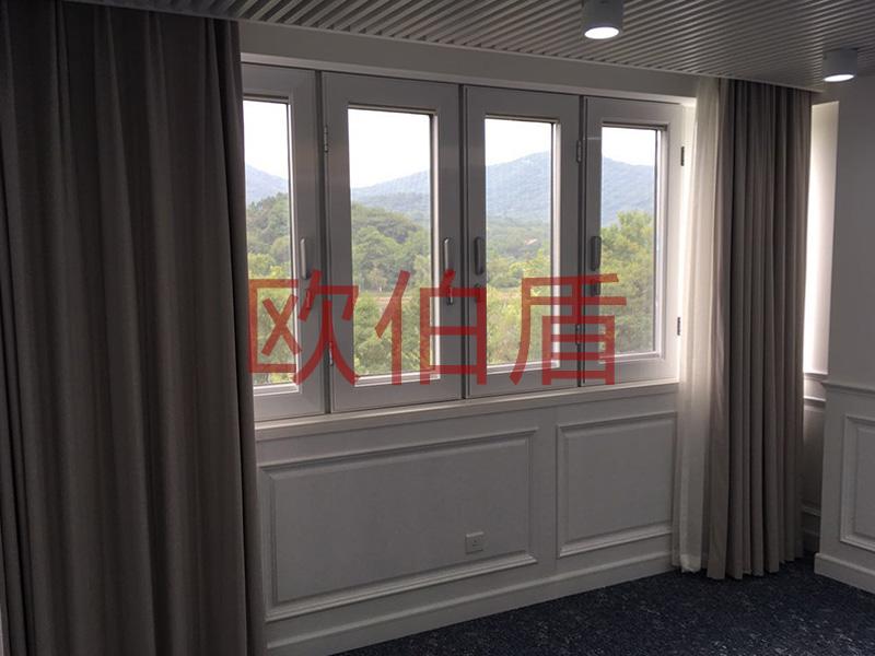 金刚网案例——珍珠泉大酒店|案例展示中心-南京欧伯盾门窗有限公司