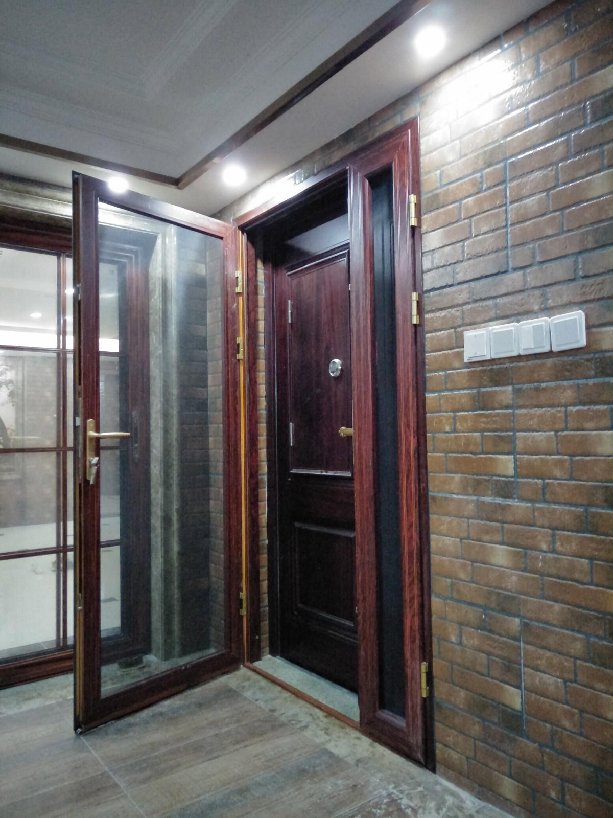 金刚网案例——豪宅金刚纱门|案例展示中心-南京欧伯盾门窗有限公司