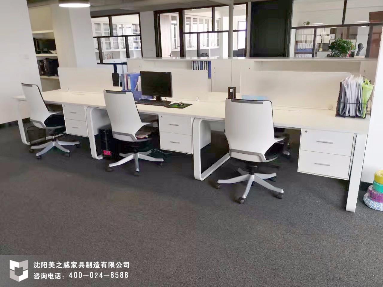 沈阳美之威提供办公桌 达能(中国)食品饮料有限公司