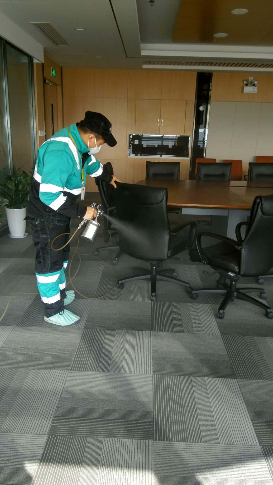 小小叶子环保办公楼除甲醛治理案例|解决方案-武汉小小叶子环保科技有限公司