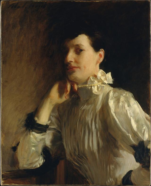 美国画家萨金特绘画作品欣赏