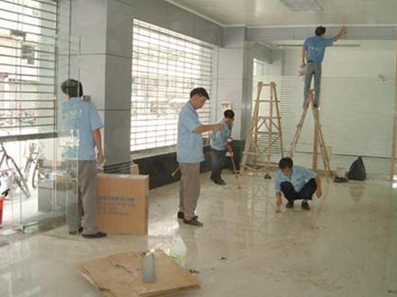 開荒保潔|家政服務-肇慶七個七家政服務有限公司