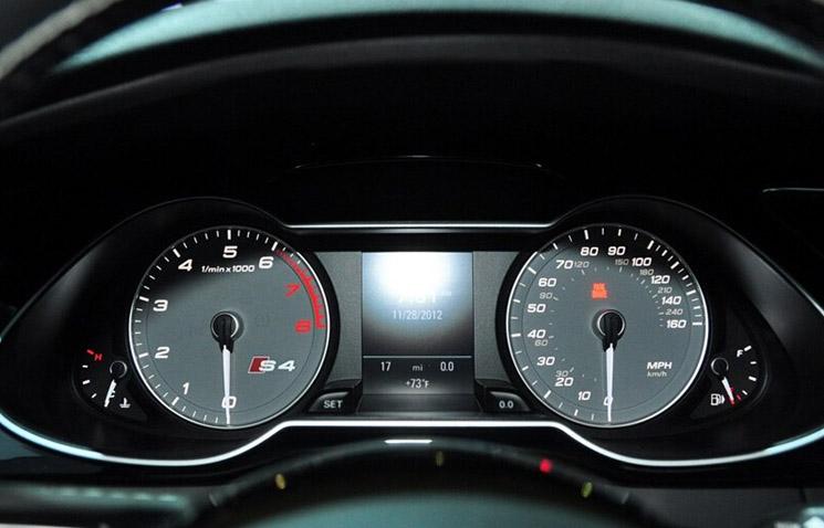 S3儀表盤 A3-徐州鋼動汽車配件有限公司