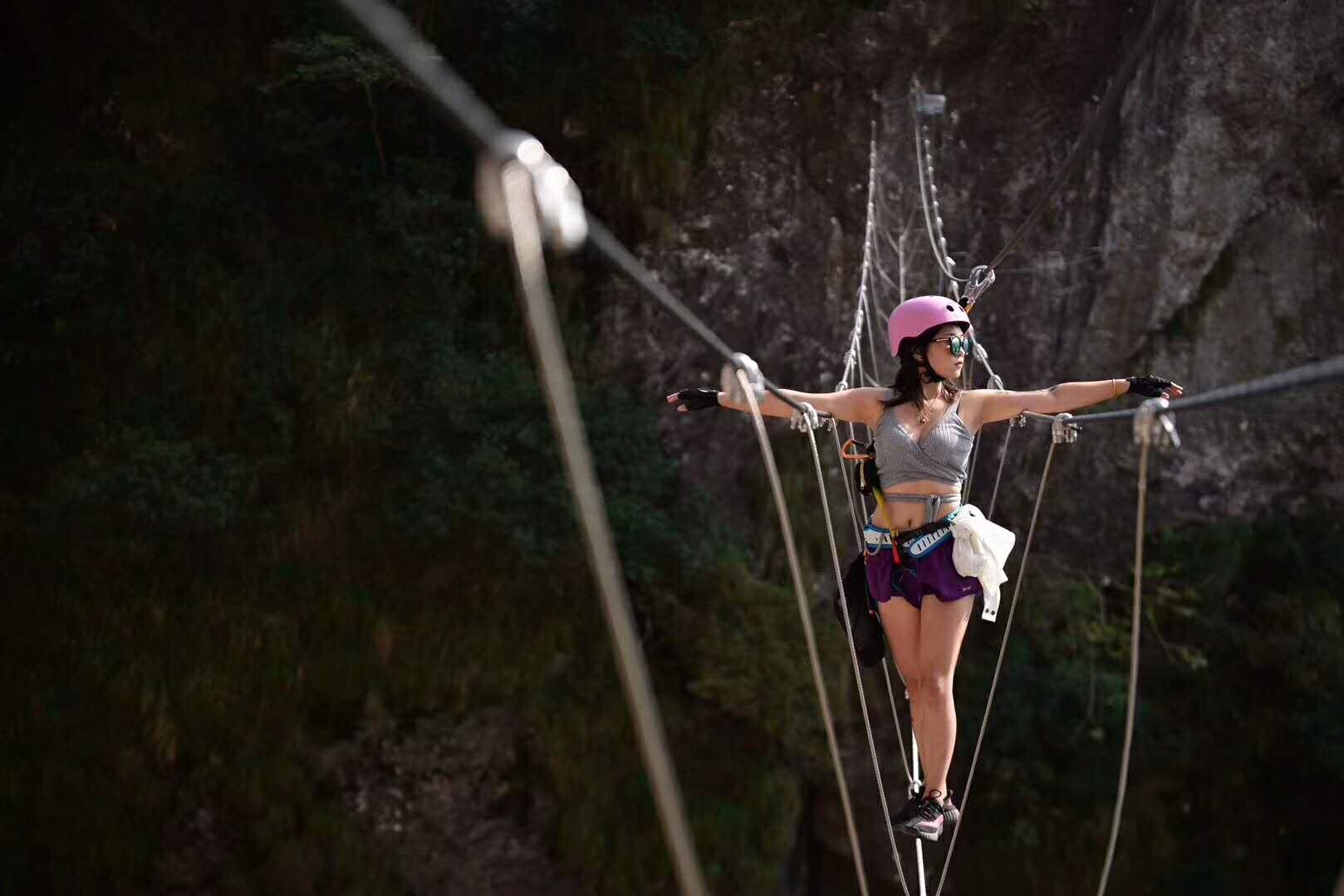 攀岩|其它项目-中原二龙山风景区官方网站