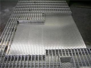 復合鋼格板|鋼格板系列-廣西卓歐金屬制品有限公司