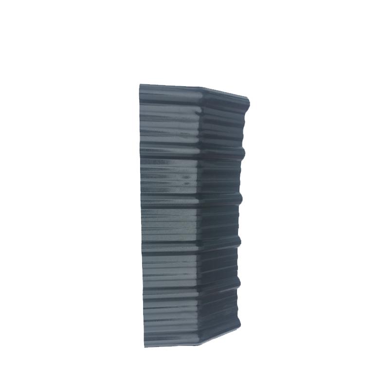 波浪型塑钢脊瓦屋脊蓝灰色.png
