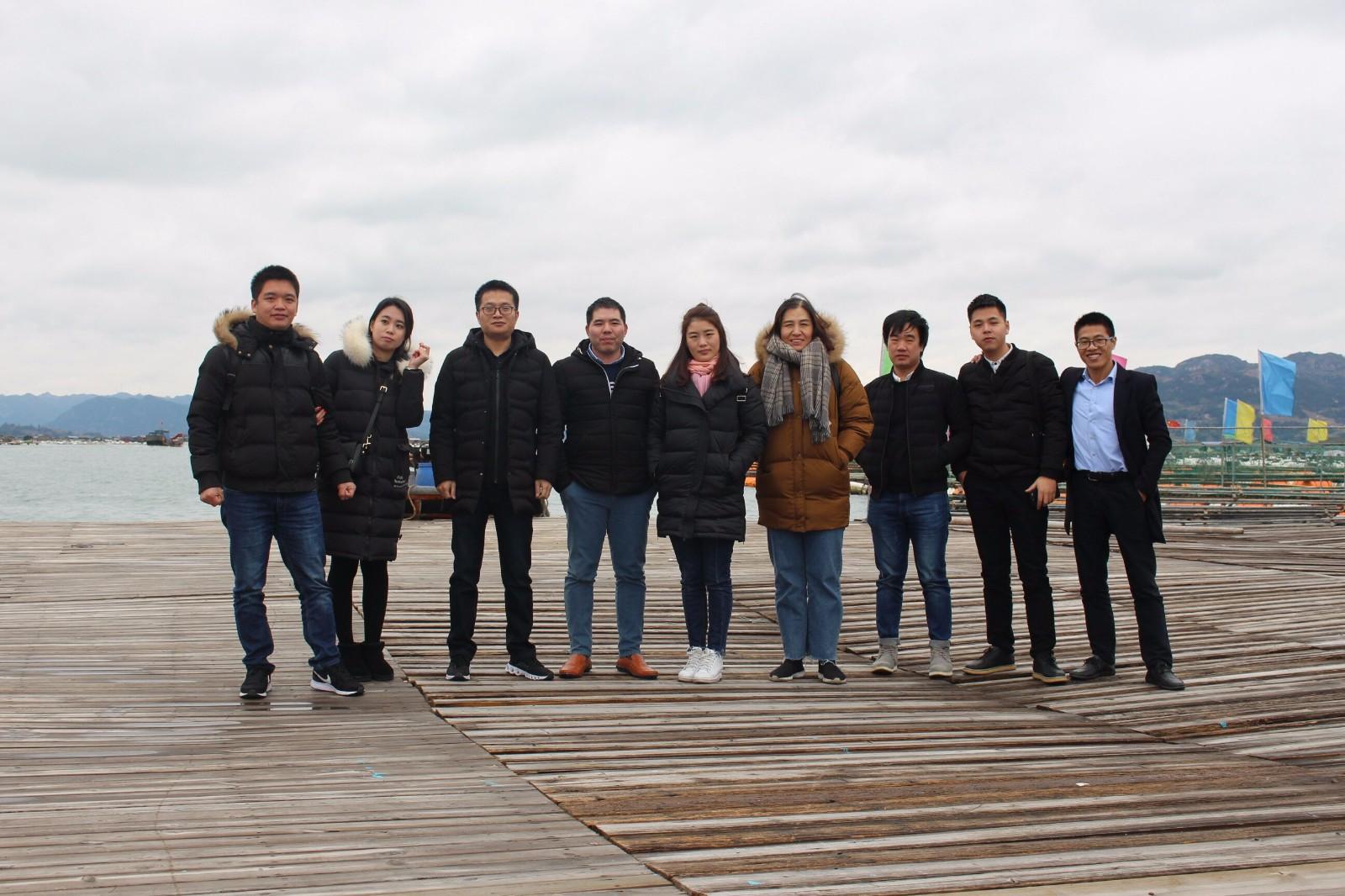 2017公司年度会议召开及组织外地旅游|新闻动态-福州瑞森电气设备有限公司