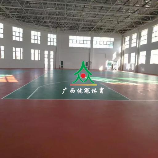 广西球场施工