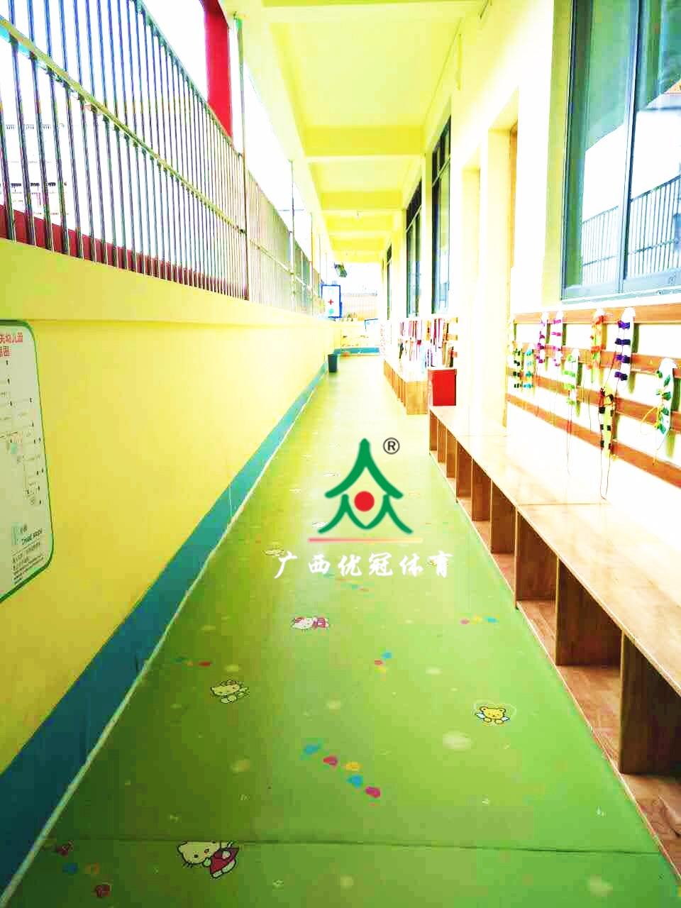 百色幼儿园PVC地胶