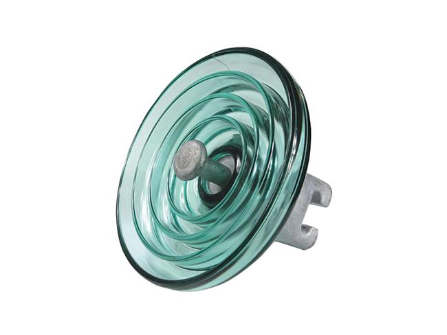 标准型大盘径盘型悬式玻璃绝缘子